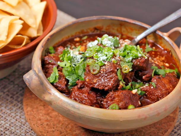 Sasaki Time: Super Bowl Sunday Recipes: Real Texas Chili ...