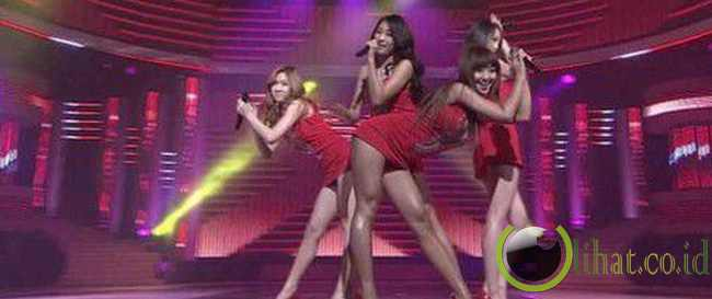 Sistar KBS K-Pop Festival 2011