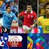 Jadwal Sepak Bola 15,16,17,18 Juni 2015