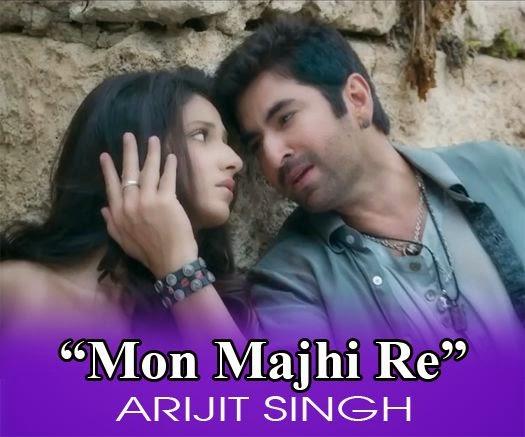MON MAJHI RE Lyrics - Boss | Arijit Singh