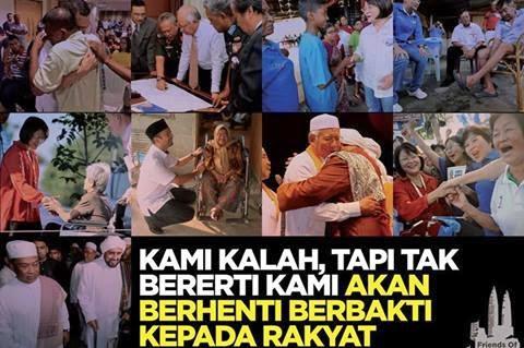 Biar Putih Tulang, Jangan Putih Mata! #PRKKajang
