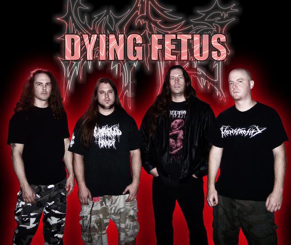 Profil Dying Fetus Band Metal Amerika