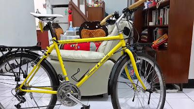 Merakit Sepeda Touring Federal (1) ~ Catatan Sang Pamong...