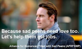 Sad peen is sad