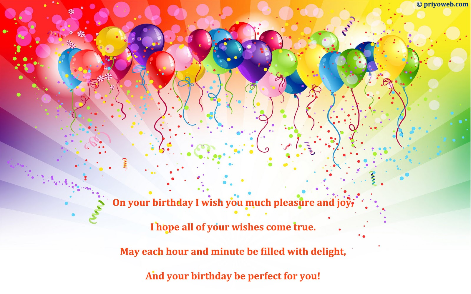 Great Happy Birthday Messages | Happy Birthday Wishes SMS | Best Birthday Messages
