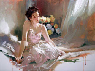 Dawn's blush, Richard S. Johnson