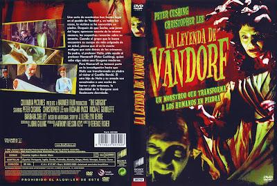 La leyenda de Vandorf (La Medusa) (La Gorgona) | 1964 | The Gorgon