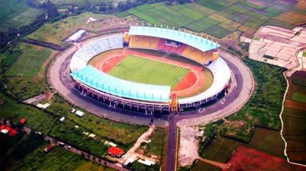 Stadion Si Jalak Harupat Soreang Kab. Bandung