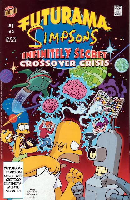 Futurama Simpsons Gratis descarga Español
