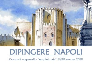 Dipingere Napoli