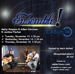 Nov 13-15: Coming Soon on Ensemble! on Cable 14