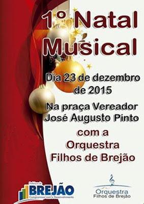 1º Natal Musical