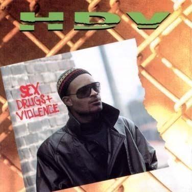 HDV – Sex, Drugs + Violence (CD) (1990) (320 kbps)