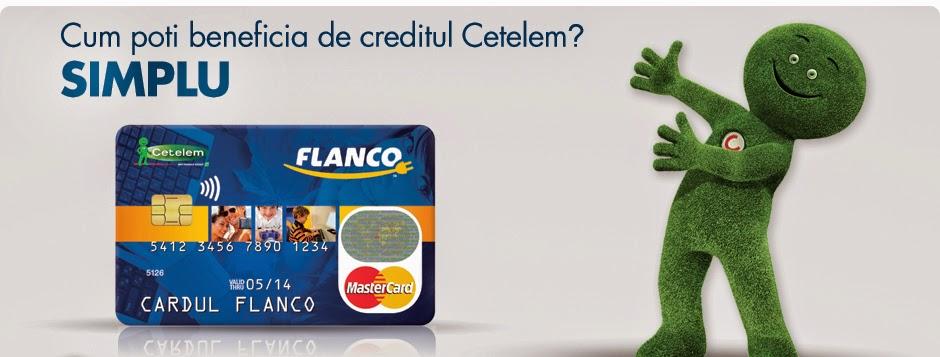 Card de credit cetelem online