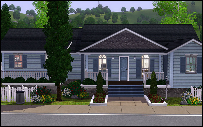 Sims 3 house simple download joy studio design gallery for Sims 3 home designs