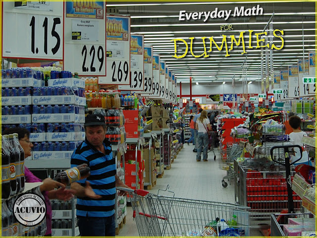 Funny photo Everyday Math  for Dummies