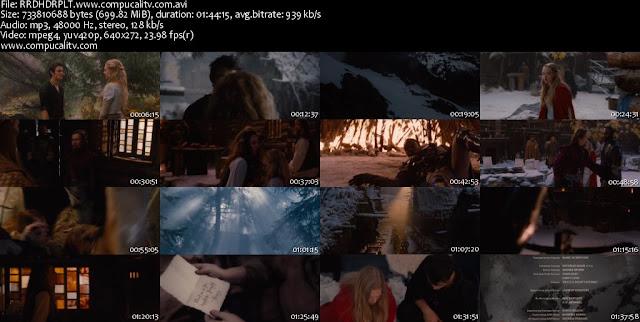 Red Riding Hood [La Chica De La Capa Roja] DVDRip Español Latino Descargar
