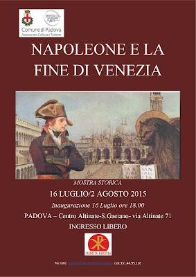 Napoleone e la fine di Venezia