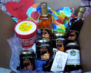 Gift Box of Southwest Preserved Goodies
