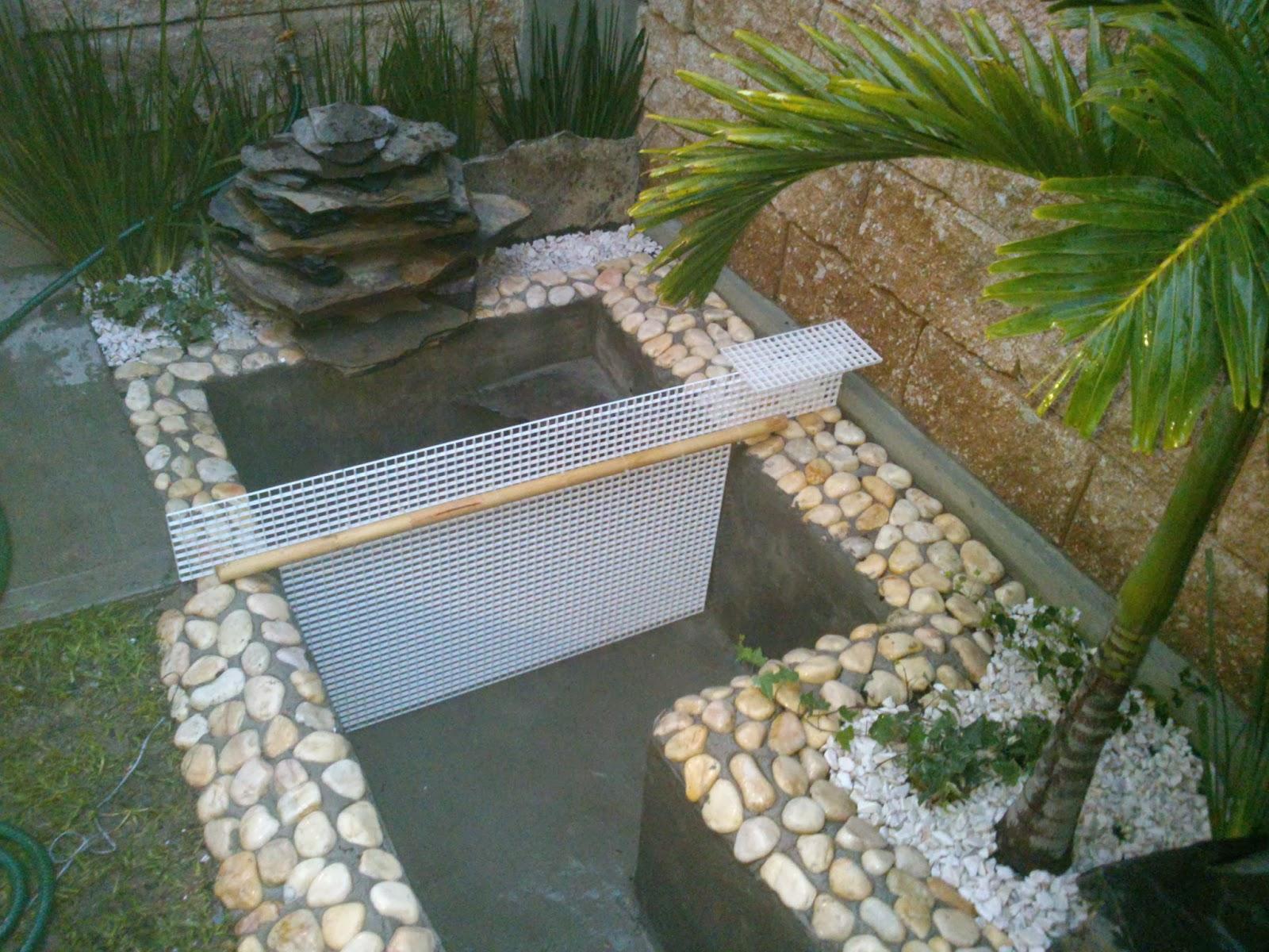El estanque de mis tortugas tortugas territoriales - Plastico para estanques ...