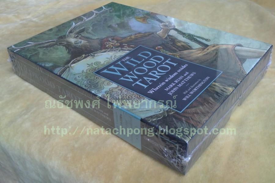กล่องไพ่ยิปซี ไพ่ทาโร่ Wildwood Tarot Deck Review