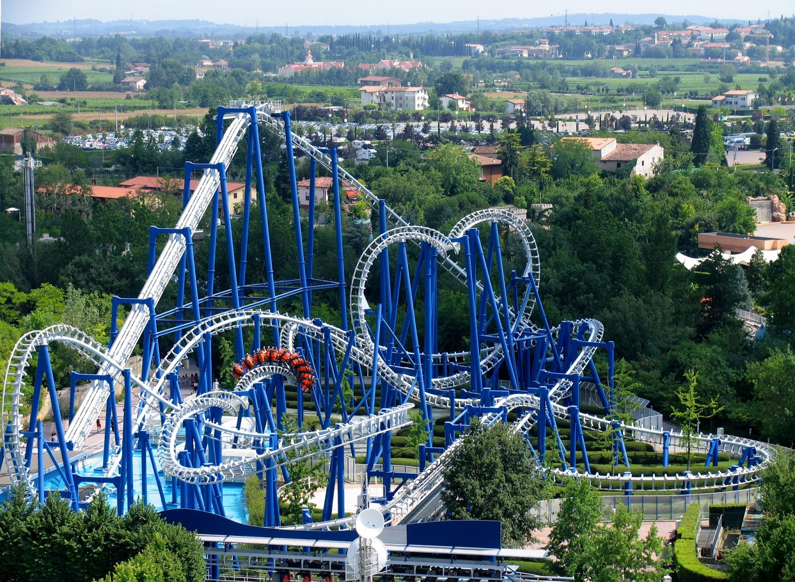 Gardaland Park Italy Travel Guide And Info World