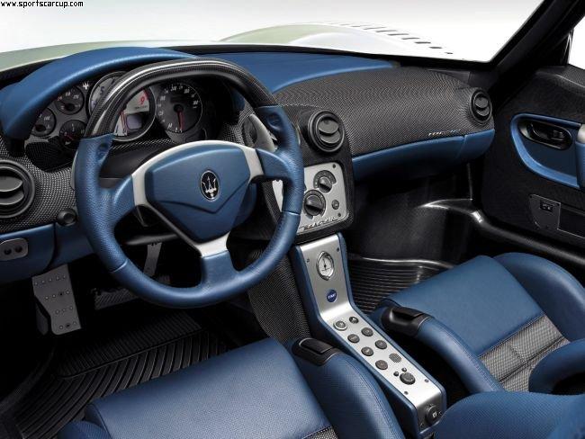 Sport Cars And Bikes Ferrari Enzo Interior