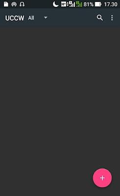 Cara Menggunakan Widget UCCW Di Android
