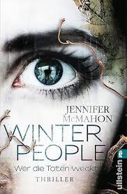 """""""Zimowe dzieci"""" Jennifer McMahon"""