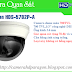 Camera Dome HD Paragon HDS-5782P-A