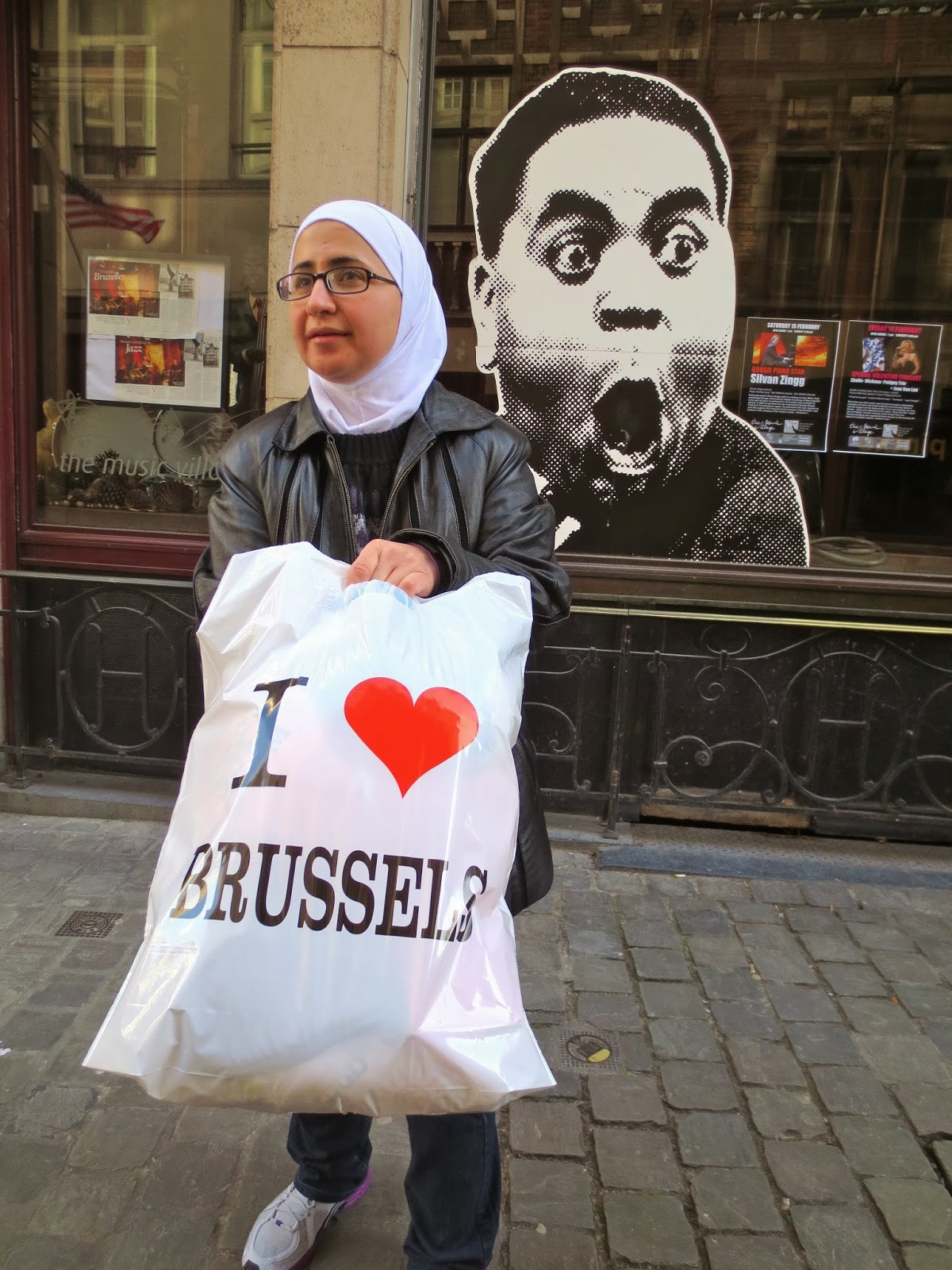 The Travelled Monkey - I HEART Brussels