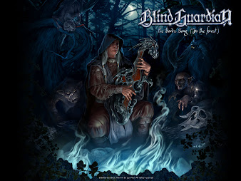 #8 Blind Guardian Wallpaper