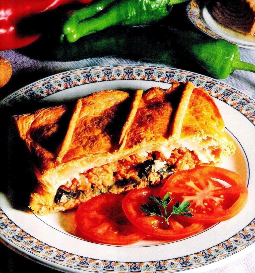 Recetas de la Cocina de Lina: Empanada de Atún Española