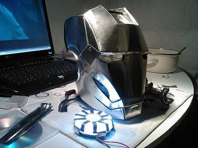 Iron Man Helmet-1