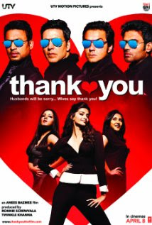 Thank You DVDRip AVi (2011)