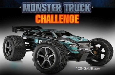 Game Balap Truk Monster Truck Challenge Full
