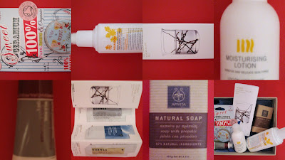 Productos caja glossybox julio