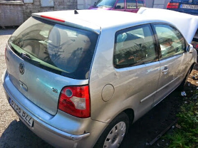 DESPIECE VOLKSWAGEN POLO 1.3 12V