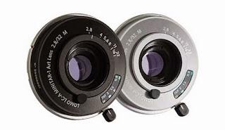 شركة Lomography تنتج عدسة الـ LC-A Minitar-1 f/2.8 32mm