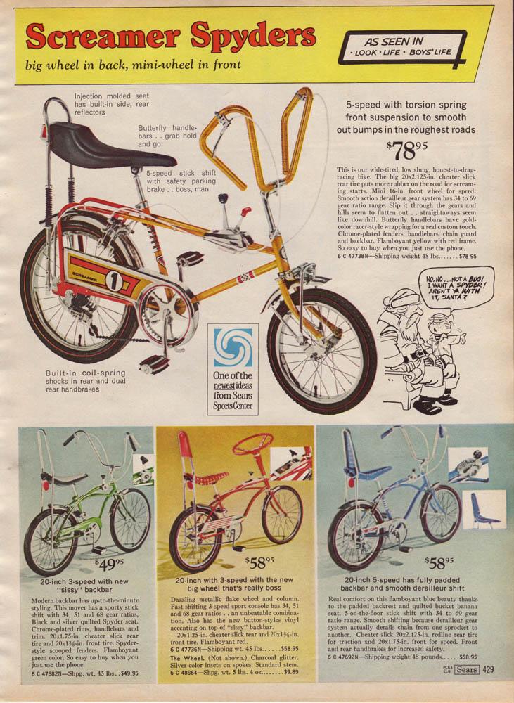 vintage bicycle catalog