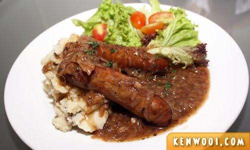sausage look wrong