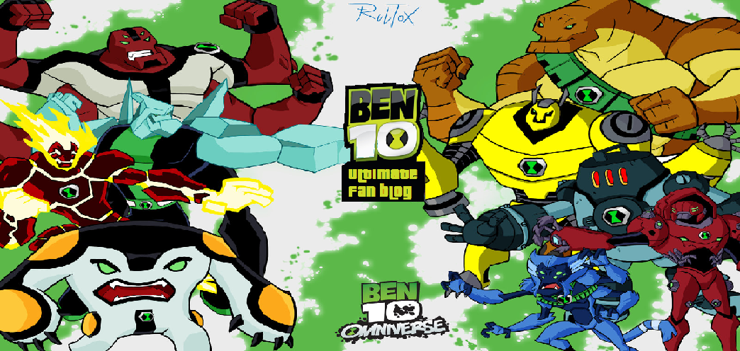 Ben 10: The Ultimate Fan Blog