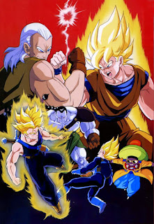 assistir - Dragon Ball Z - Filme 07 Dublado - online