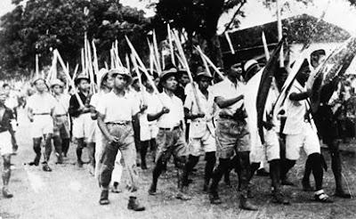 sejarah dan pengertian vespa kongo di peperangan