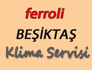 Ferroli Beşiktaş Klima Servis
