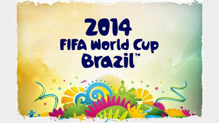 2014 Dünya Kupası Başlarken