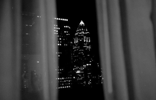 New York Black white photography