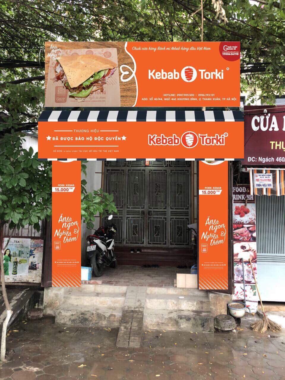 Torki Kebab Franchise
