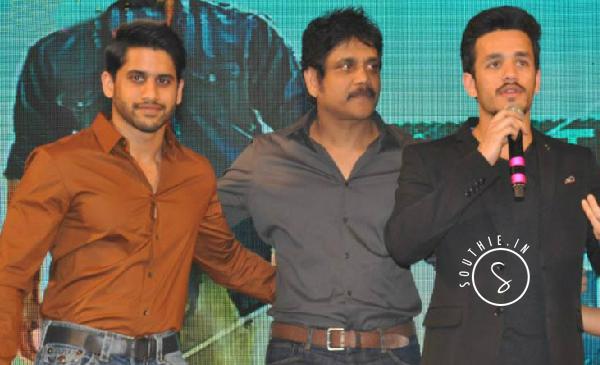 Naga Chaitanya in Gautham Menon's movie. Naga Chaitanya and Akhil to throw a surprise on Nagarjuna's Birthday.