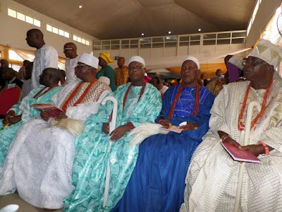 obas at ayo fayose birthday